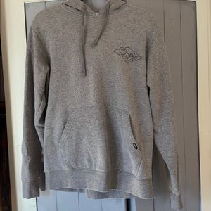 O'Neill hoodie. Size Small. Front pocket. EUC.
